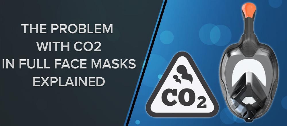 Carbon Dioxide in Full Face Masks