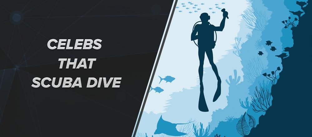 Celebrity/Famous Scuba Divers