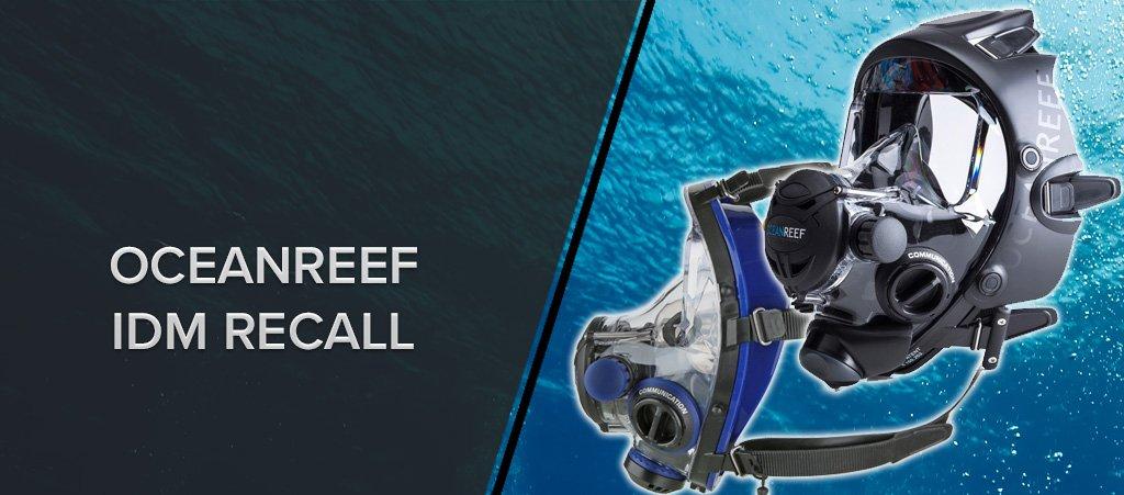OceanREEF Recall