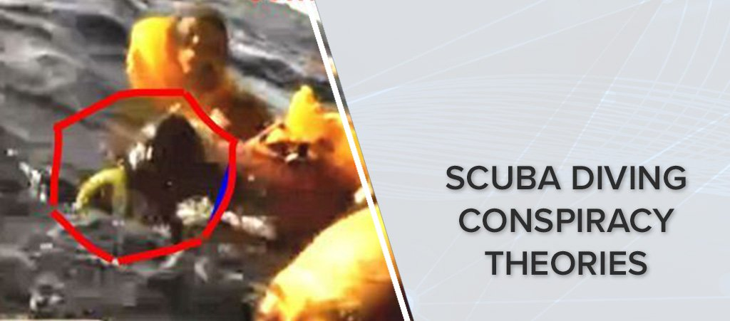 Scuba Diving Conspiracy Theories