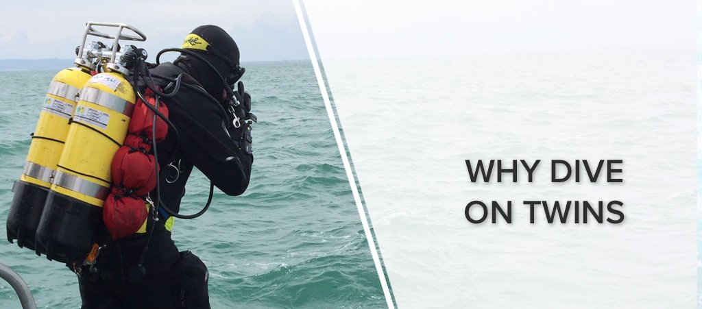 Why Dive on Twin Cylinders