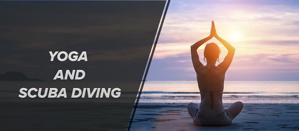 Yoga and Diving